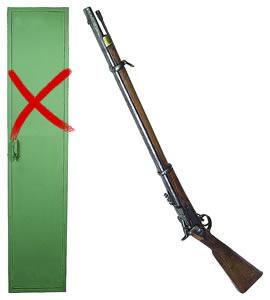 no more ugly gun cabinets