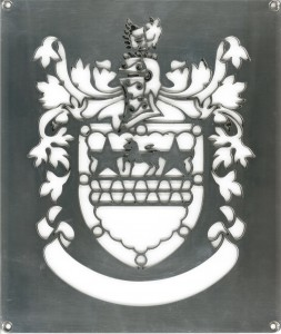 Clock Family Crest